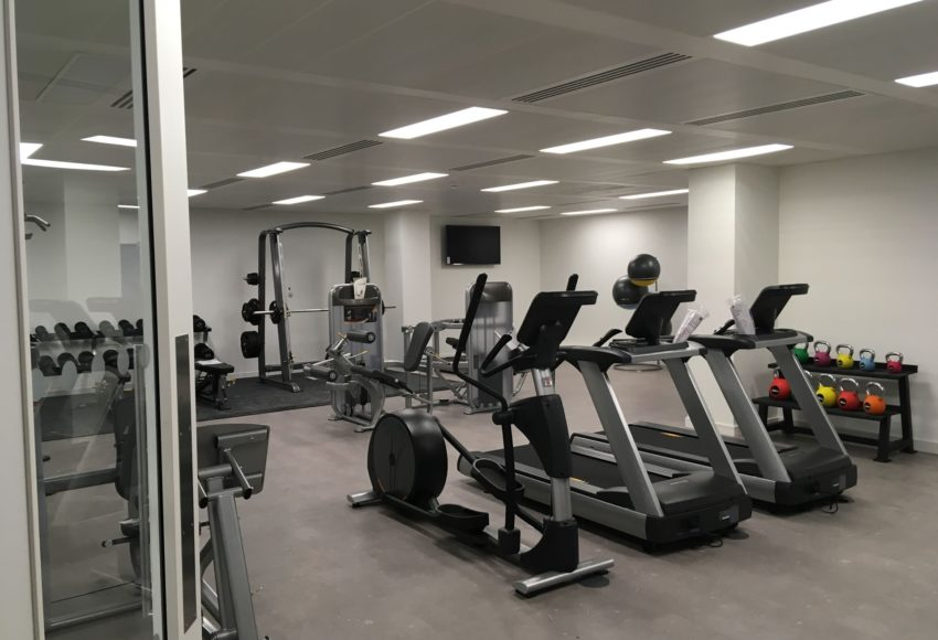 3d leisure opens brand new fitness and wellbeing facility on behalf of a global financial administration company