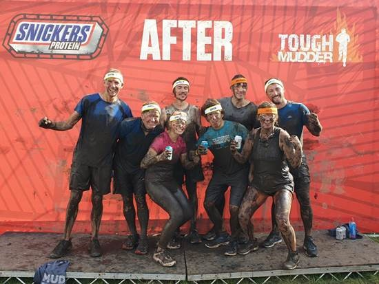 3d Health & Fitness, Daresbury tackle Tough Mudder