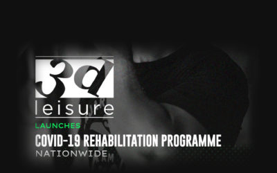 3d Leisure Partners with Caws® to Provide COVID-19 & Long-COVID Rehabilitation Programme Across It's Corporate Facilities