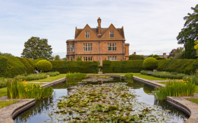 3d to launch 5-star spa at Grade II listed Horwood House
