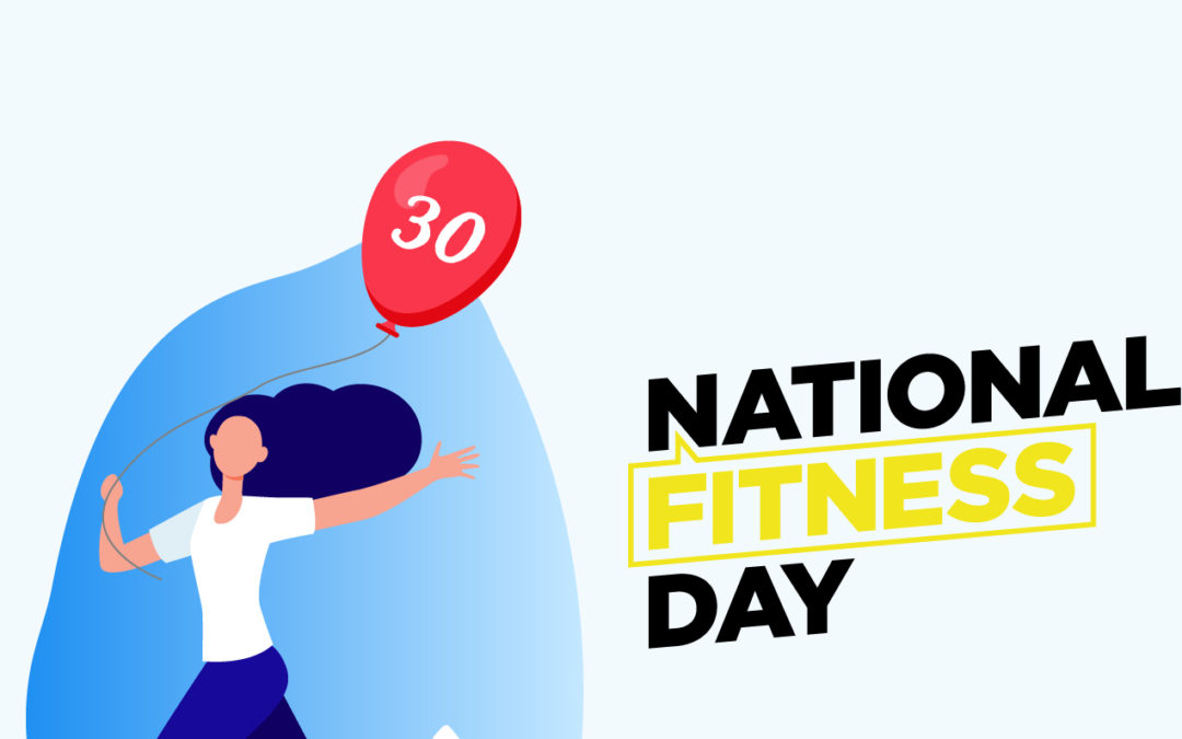 3d leisure combine birthday celebrations with National Fitness Day 2021